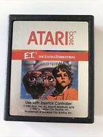 Atari 2600 ET The Extra Terrestrial