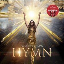 Sarah Brightman Hymn 2018 Target Exclusive Cd W 2 Bonus Tracks Pre 11/9 Pop
