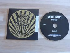 BAND OF SKULLS - By default - CD 11 TITRES !!! promo !!!