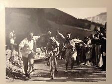 PHOTO L'EQUIPE 1947 2 JUILLET TOUR DE FRANCE LYON GRENOBLE - JEAN ROBIC