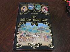LES ROUGON MACQUART EMILE ZOLA EDITIONS DE CREMILLE GENEVE 1991