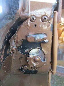 48 49 50 PACKARD 4 DOOR LEFT DRIVER REAR BACK DOOR LATCH LOCK ASSEMBLY