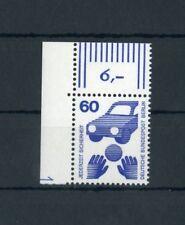 """BERLIN Nr.409A ** ECKRANDSTÜCK DRUCKERZEICHEN """"1"""" ME 50,-++ (106761)"""