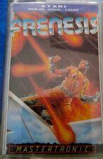 Frenesis (Mastertronic 1987) Atari 800xl/130xe cassette (tape, Box manual)
