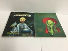 Frank Kelly Freas A Separate Star The Art Of Science Fiction Nm Near Mint 1st Ed