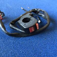 Honda Cbr 900 Fireblade 1995 Model Switch Gear Kill Switch