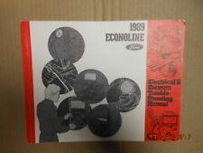 1989 Ford Econoline electrical & vacuum troubleshooting manual. READ DESCRIPTION