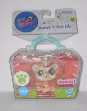 Littlest Pet Shop Shimmer 'n Shine Polar Bear 2343 New Retired LPS Sparkles