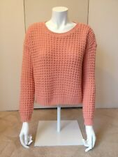 Miss Selfridge peach jumper size 10 brand new with tag