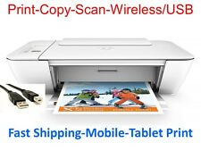 New HP Deskjet 2548 (2547) wireless Printer-copy-scan-Tablet Printing+set CD