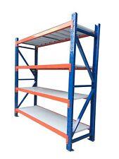 2m*2m Garage Warehouse Steel Storage Shelving Shelves Racking Racks 800kgs