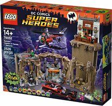Lego 76052: SUPER HEROES Batman Classic TV Series Batcave New