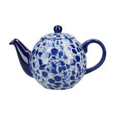 London Pottery Splash® 2 Cup Teapot Blue