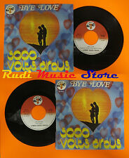 LP 45 7'' AIRBUS 5000 VOLTS Bye love Off shore 1975 italy BABY RECORDS cd m* dvd