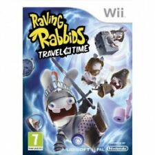 Raving Rabbids: Travel in Time Wii NEU und Versiegelt Original Version not Budget