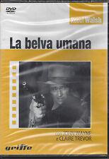 Dvd Video **LA BELVA UMANA** con John Wayne e Claire Trevor Nuovo Sigillato 1940