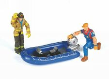 Model Boat Fittings-Graupner MZ0002 gonflable avec Figures 1:18 Scale