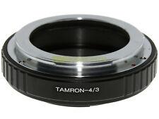 Adapter per montare obiettivi Tamron Adaptall su corpi Olympus 4/3. Adattatore.