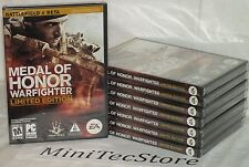 Medal Of Honor: WARFIGHTER Limited Edition PC Game BRAND NEW & FACTORY SEALED