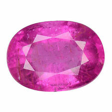 Mozambique Oval Loose Tourmalines