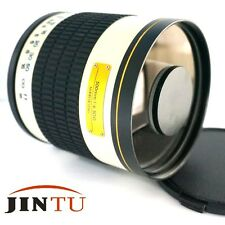 500mm f/6.3 Telephoto Mirror Lens for for Nikon D300 D300s D3000 D3100 D3200 D80