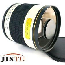 500mm f/6.3 Telephoto Mirror Lens for Nikon D300 D7100 D5200 D3200 D7000 D100 D3