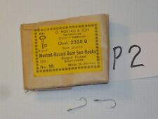 100 Count size 13 my item P-21 #3942, New Other Mustad Sheepshead   Hooks