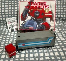 Transformers Collection Takara 2002 #0 Convoy Optimus Prime G1 ReIssue Japan TFC