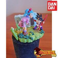 DBZ Figurine immagination 10 Dragonball Gashapon Dragon Ball Z  SONGOKU & BULMA