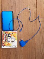 NINTENDO 3DS XL + jeu Pokemon Soleil et Lune