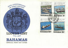 Colony First Day Cover Bahamian Stamps (Pre-1973)