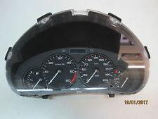 Tacho Kombiinstrument Peugeot 206 9659728880   Laufleistung ca. 370000 km