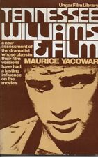 Maurice Yacowar - Tennessee Williams & Film - paperback - 1977 - UK FREEPOST