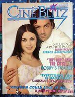 Rare Bollywood Film Movie Magazine CINE BLITZ January 31 1999 English India