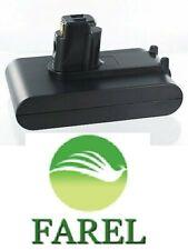 Dyson 917083-02 Batteria di Ricambio Aspirapolvere Portatile, Colore Gri 967863