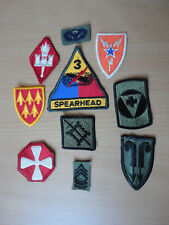 US Abzeichen , 10 Stück ( Nr. 3 )