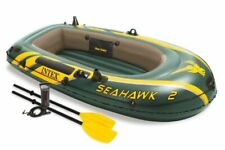 INTEX SEAHAWK 2PERS BOOT SET -