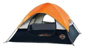 Harley-Davidson Bar & Shield Road Ready Tent, Fiberglass Frame, HDL-10011A