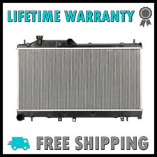 13091 Brand New Radiator for Subaru Impreza WRX 2.5 H4 Manual Transmission
