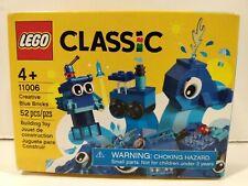 Lego Creative Blue Bricks Lego Classic (11006)