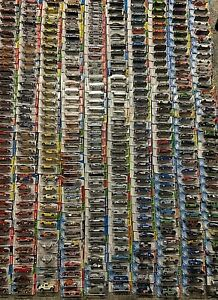 HOT WHEELS MAINLINE COLLECTION - ADDITIONAL A-Z