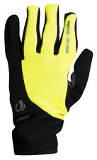 Pearl Izumi Select Softshell Winter Cycling Gloves Screaming Yellow - Large