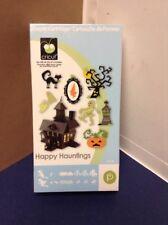 Cricut Cartridge - Happy Hauntings  - Gently Used -