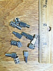 Vintage Assorted Alarm and Travel Clock Setting Knobs (K4044)