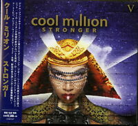 COOL MILLION-STRONGER-IMPORT CD WITH JAPAN OBI F04