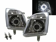 Dmax 2007-2011 Facelift Guide LED Angel-Eye Headlight CH for CHEVROLET CHEVY LHD