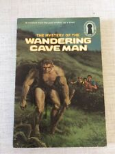 Three Investigators series #34 Mystery of the Wandering Cave Man by M. V. Carey