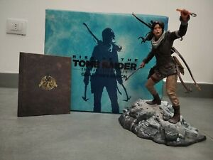 Rise of the Tomb Raider PS4 Collector's Edition 20th