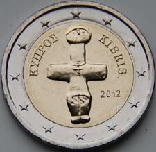 Pièce neuve de 2 euro ( Chypre 2012 )