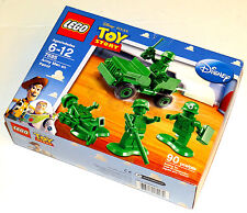 Lego Toy Story #7595 Army Men on Patrol 2010 Factory Sealed MISB MIP Original
